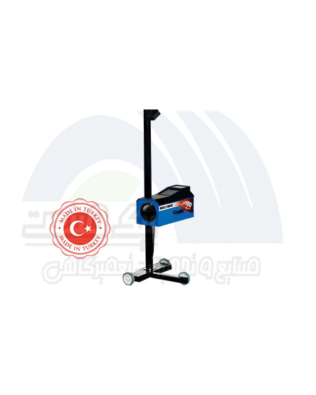 دستگاه تنظیم نور چراغ لیزری MESS MATIC-FA 100