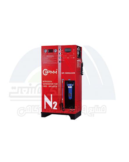 دستگاه مولد باد نیتروژن اتوماتیک HPMM -1690