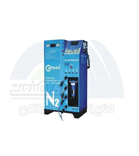 دستگاه مولد باد نیتروژن اتوماتیک HPMM 2690 FULL