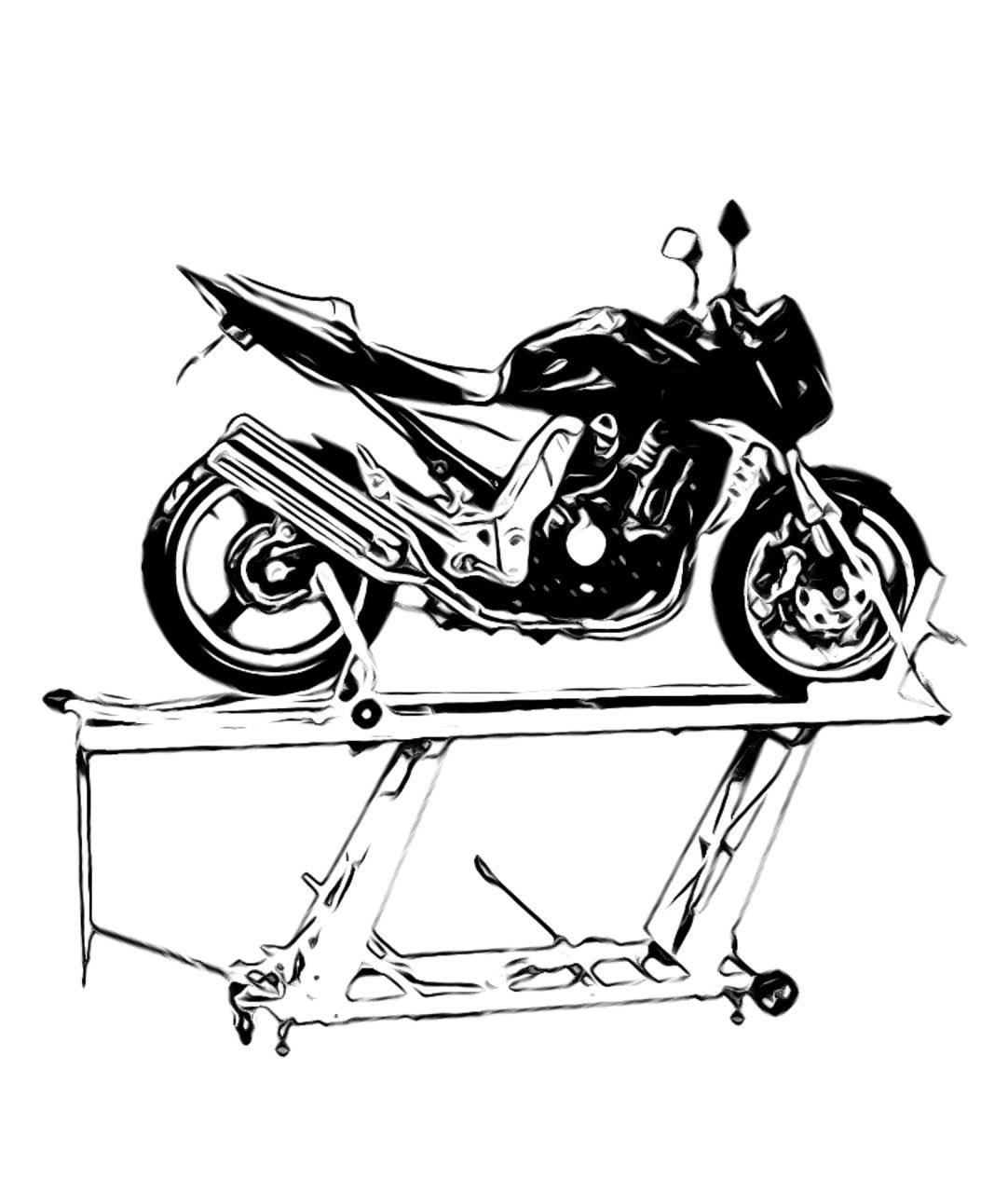 جک موتورسیکلت