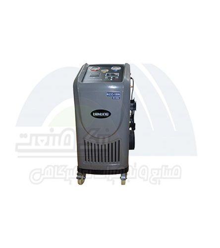 دستگاه اتوماتیک شارژ و بازیافت گاز کولر تکتینو RCC-10A