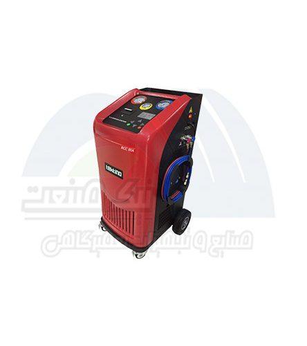 دستگاه اتوماتیک شارژ و بازیافت گاز کولر تکتینو RCC-80A