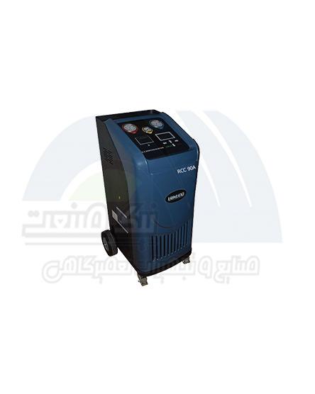 دستگاه اتوماتیک شارژ و بازیافت گاز کولر تکتینو RCC-90A