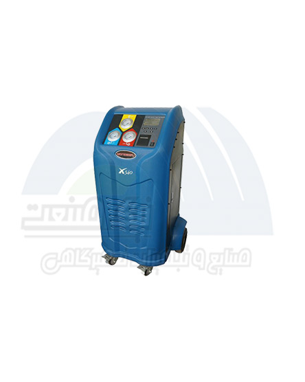 دستگاه اتوماتیک شارژ گاز کولر WONDERFU X540