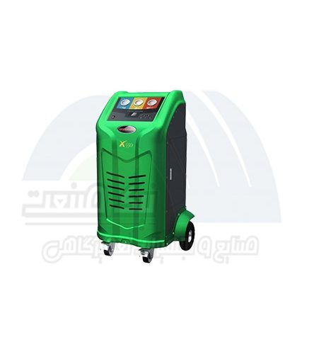 دستگاه اتوماتیک شارژ گاز کولر WONDERFU X550