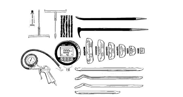 سرب-و-ابزار-پنچرگیری