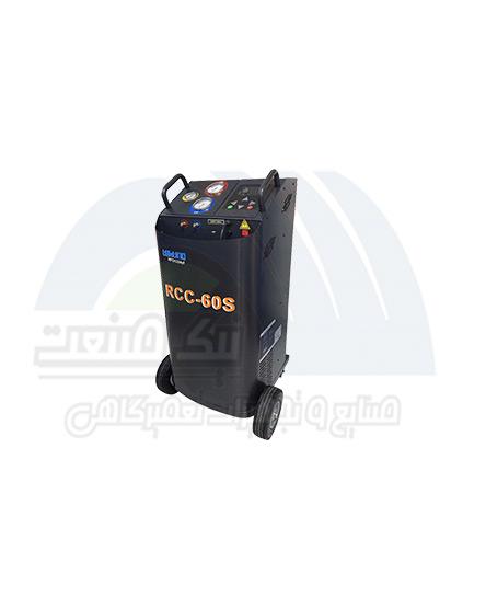 دستگاه اتوماتیک شارژ گاز کولرتکتینو RCC-60S