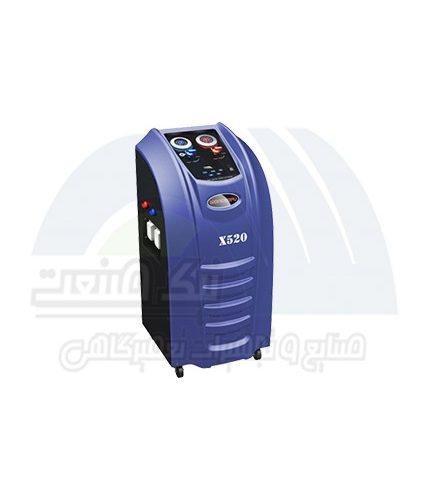 دستگاه اتوماتیک شارژ گاز کولر WONDERFU X520