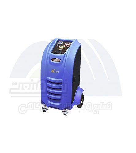 دستگاه اتوماتیک شارژ گاز کولر WONDERFU X530
