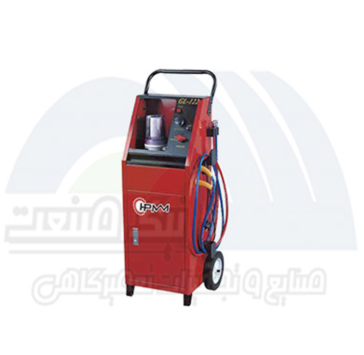 دستگاه شستشوی سیستم روغنکاری موتور HPMM GL-122