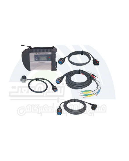 دستگاه دیاگ تخصصی مرسدس بنز STAR COMPACT 4