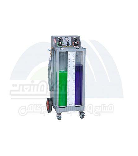 دستگاه شستشوی رادیاتور و تعویض ضد یخ impact 460