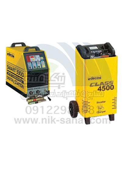 شارژ و استارتر باتری