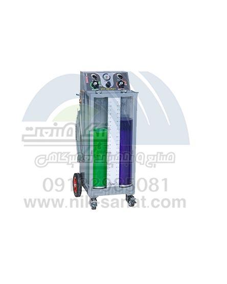شستشو-رادیاتور-ضد-یخ